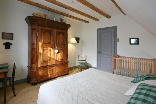 Chambre Mésange (Photoval)