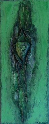In Love 20x50x4 cm