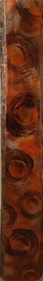 Holzkörper 20x120 cm