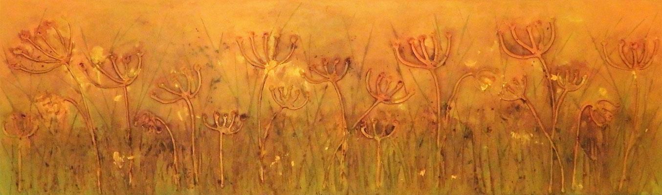 Sommerwiese 30x100x2 cm