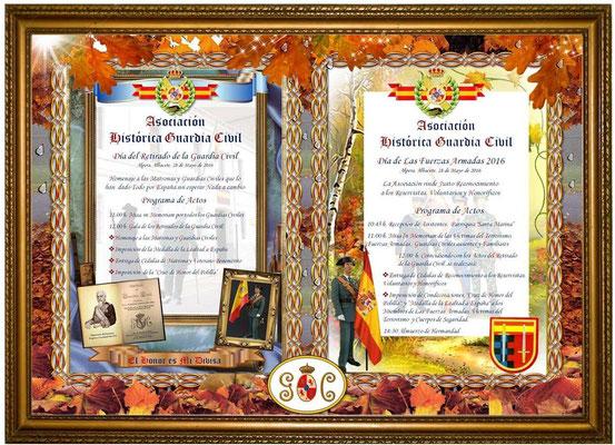 Actividad aplazada para cumplir los requisitos Marca Guardia Civil. al 23/07/2016