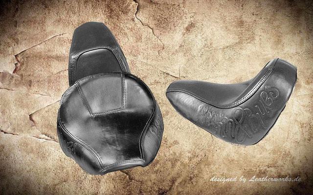 punzierte sitze 2015 theobald leatherworks. Black Bedroom Furniture Sets. Home Design Ideas
