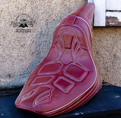 De Luxe Sitzbank Custom Stitching
