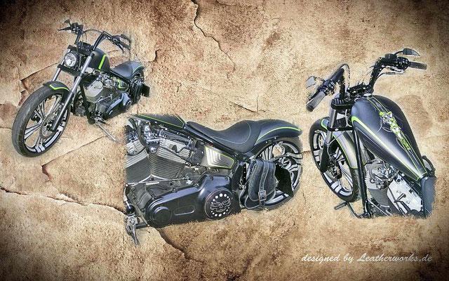 kleine Schwingen Tasche/Kodlin Bike von Carsten R. Bad Homburg/Germany