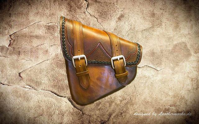 Rahmen Tasche für Mannies Pan