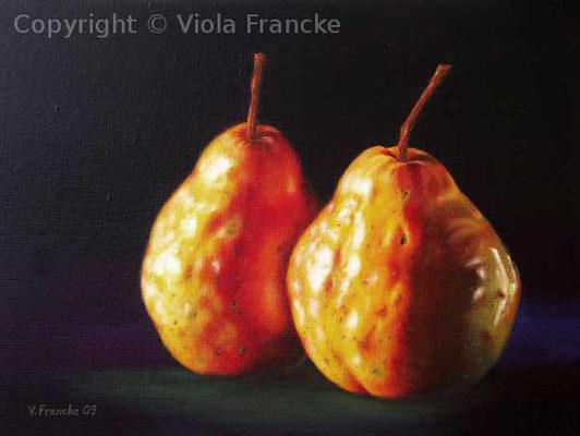 'Doppeltes Glück' - 40 x 30 cm