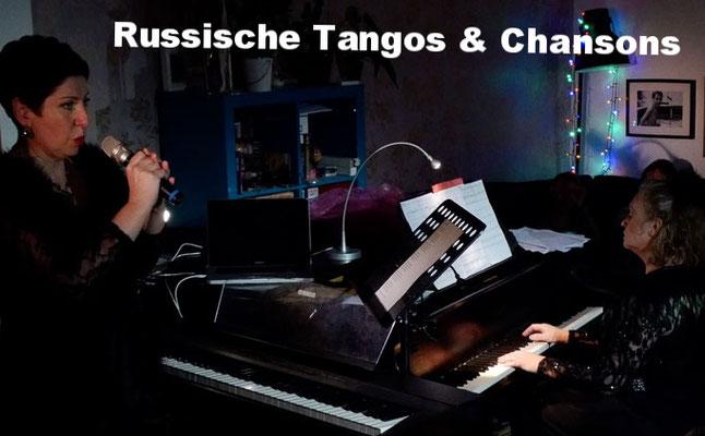 """Hauskonzert """"Russische Tangos & Chansons"""