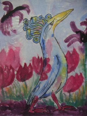 Gartenvogel
