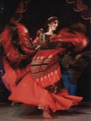 Persischer Tanz