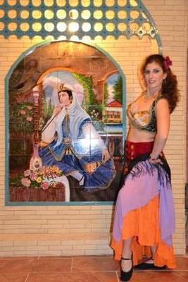 Zigeunertänzerin