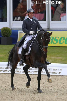 Don Derry bei Horses & Dreams