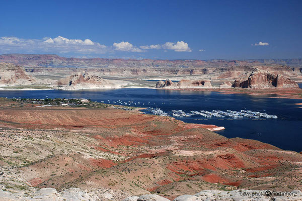 USA, Arizona, Lake Powell (in der Nähe von Page)