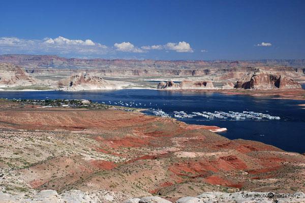 USA, Arizona, Lake Powell (in der Nähe von Page)