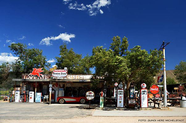 USA, Arizona, Route66, Hackberry