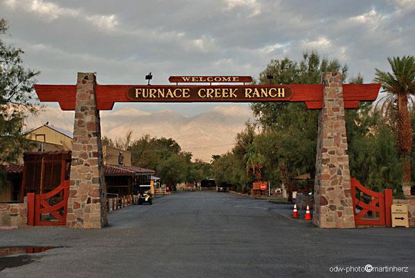 USA, Kalifornien, Death Valley, Furnace Creek