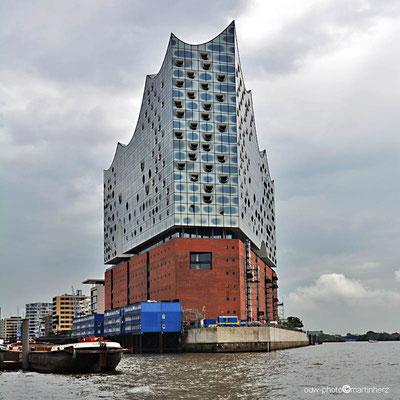 Deutschland, Hamburg, Elbphilharmonie