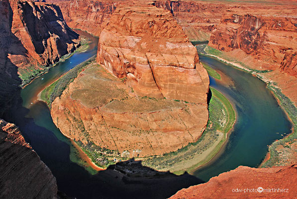 USA, Arizona, Colorado River, Horseshoe Bend