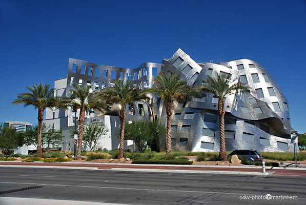 USA, Nevada, Las Vegas, Cleveland Clinic Lou Ruvo Center for Brain Health