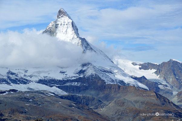 Schweiz, Wallis, Matterhorn