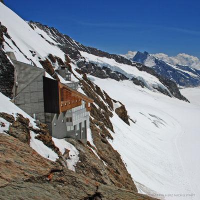 Schweiz, Bern/Wallis, Jungfraujoch
