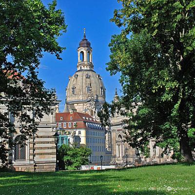 Deutschland   Sachsen   Dresden    Frauenkirche