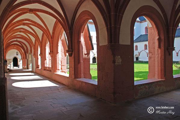 Kloster Eberbach  ist eine ehemalige Zisterzienserabtei in der Nähe von Eltville am Rhein im Rheingau, Hessen.