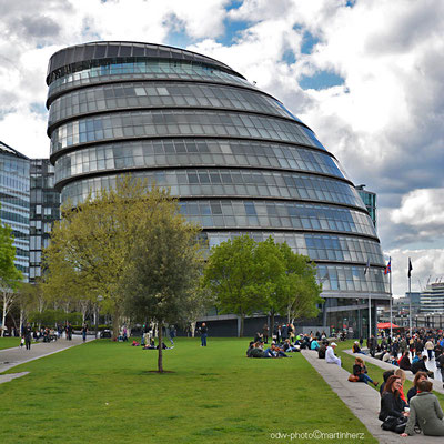 England / Great Britain / London / City Hall