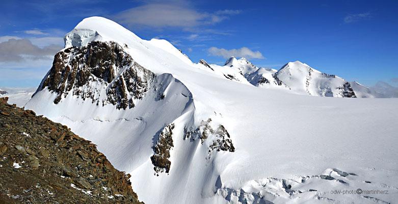 Schweiz, Wallis, Breithorn