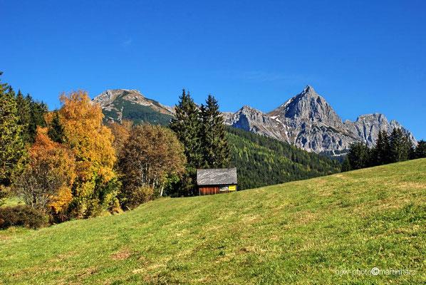 Österreich, Steiermark, Obersteiermark, Admonter Reichensteingruppe, Admonter Kalbing (auch Kaibling)