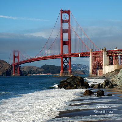 USA, Kalifornien, San Francisco, Golden Gate Bridge