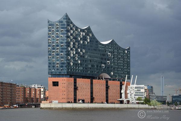 Hansestadt Hamburg Hafen Elbphilharmonie