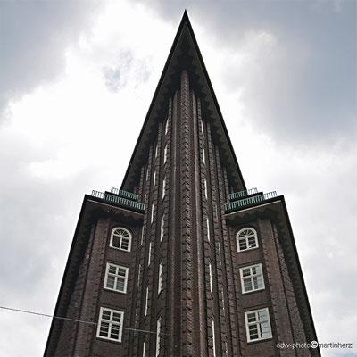 Deutschland, Hamburg, Chilehaus