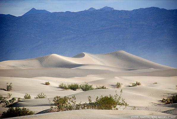USA, Kalifornien, Death Valley,  Mesquite Flat Sand Dunes