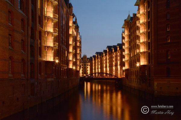 Hansestadt Hamburg Speicherstadt