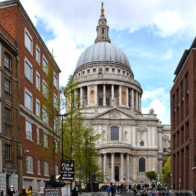 England / Great Britain / London / St Paul's Cathedral