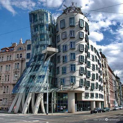Tschechische Republik, Prag, Tanzendes Haus