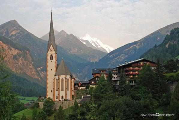 Österreich, Kärnten, Heiligenblut, Großglockner, Nationalpark Hohe Tauern