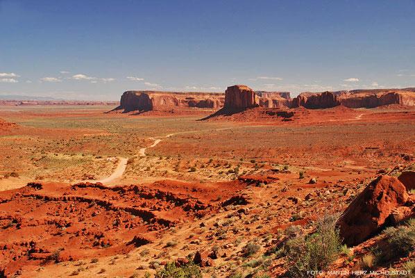 USA, Arizona, Monument Vally Navajo Tribal Park