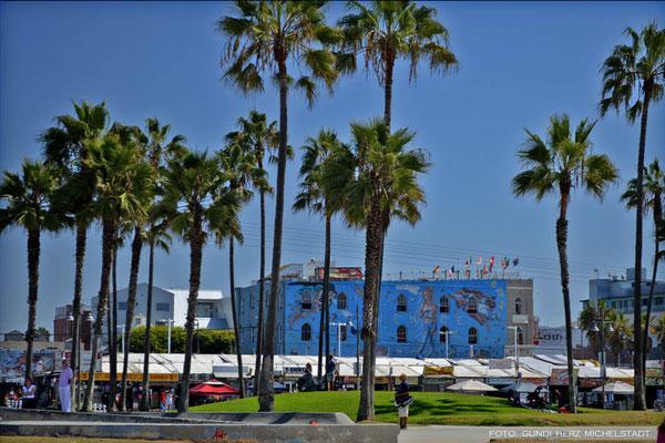 USA, Kalifornien, Venice Beach