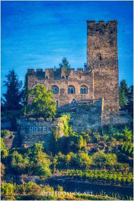 Burg Gutenfels in Kaub
