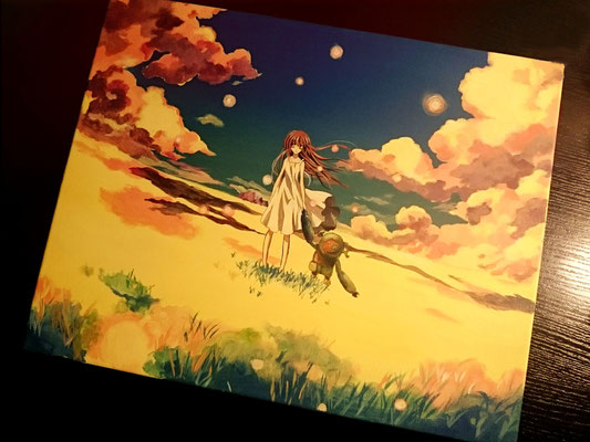 Clannad (Copy Painting)