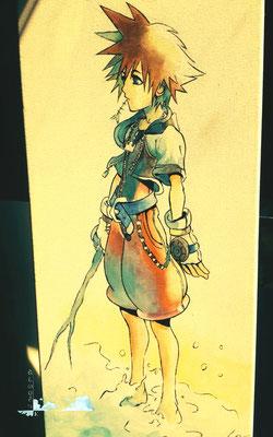 Kingdom Hearts (Copy Painting)