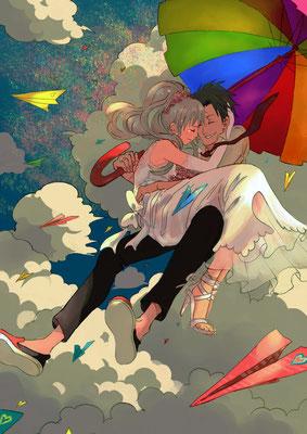 Rainbow of Romance - Mein Wind