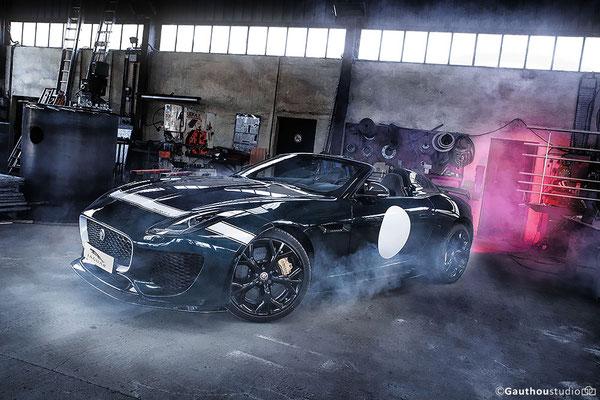 Jaguar F-Type 7 Project