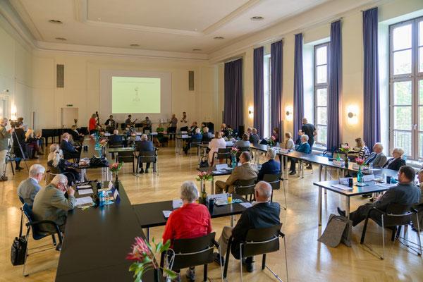 Ehrenamt Museumswesen 2020 Sachsen 28.9.2020. 2. ©Michael Schmidt