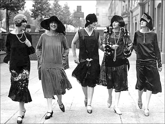 Ernst Flemming: Befreite Mode in den 1920er Jahren
