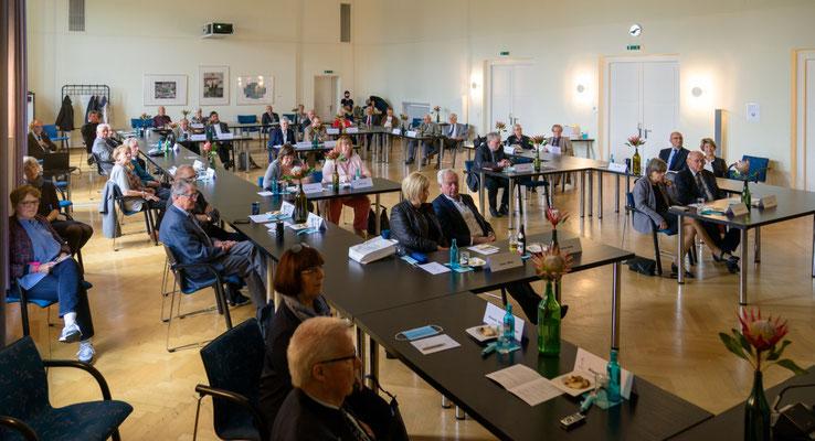 Ehrenamt Museumswesen 2020 Sachsen 28.9.2020. 3. ©Michael Schmidt
