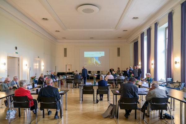 Ehrenamt Museumswesen 2020 Sachsen 28.9.2020. 1. ©Michael Schmidt