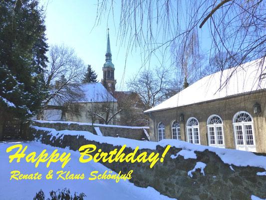 Geburtstag Bodo Muche