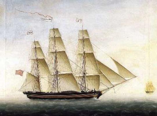 """Segelschiff """"Copernicus"""""""